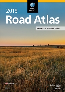 Picture of Rand McNally United States, Canada & Mexico Road Atlas