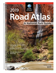 Picture of National Park Atlas & Guide