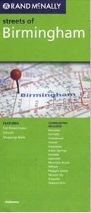 Picture of Birmingham, AL street map